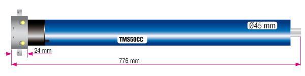 Gabarit TMS50CC